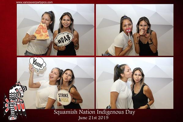 Squamish Nation Indigenous Day