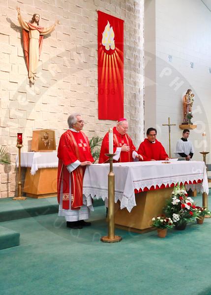 Sacred Heart Confirmation Mass 41319
