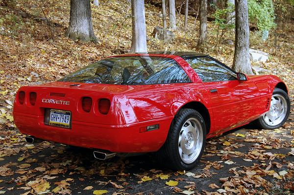 Keith's Corvette!