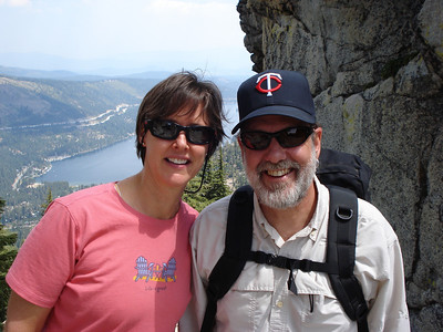 Donner Peak Hike 08-14-2012