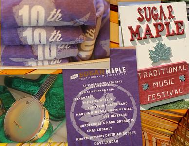 10th Anniversary: Sugar Maple 2013 Traditional Music Festival