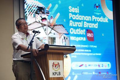 SESI PADANAN PRODUK RURAL BRAND OUTLET  RBO@KPLB