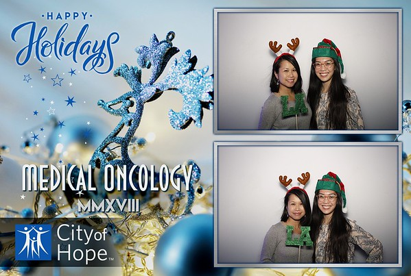 City of Hope Holiday Party 2018