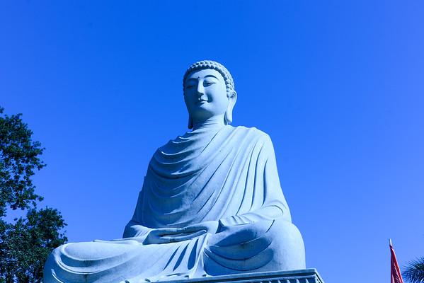 White Sands Buddhist Center in Mims Florida