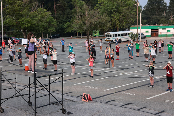 2021-07-21 Band Camp