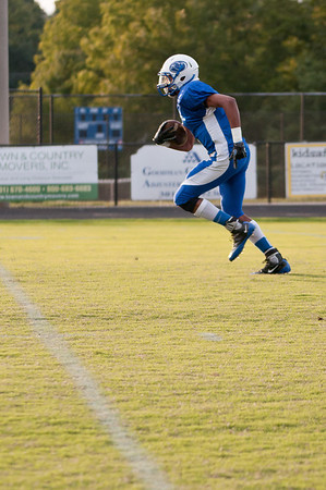 Churchill Football 9-16-11