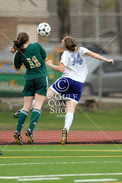 Soccer Girls Div 1 Game 6 Greenhill v Kinkaid