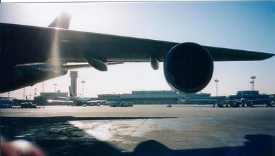 "Beijing ""Old ""International Airport Terminal: 1997"