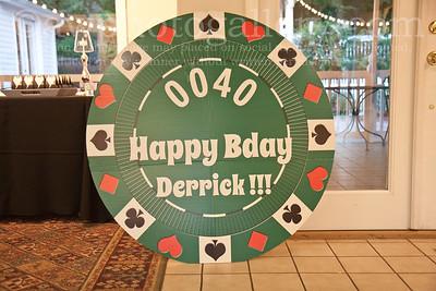 Derrick Ingram's 40th Birthday