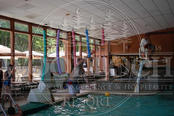 July 5 - Pool Games