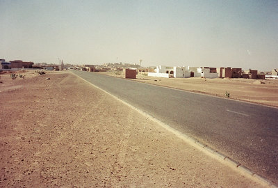 Mauritania 16: Brakna, Assaba, Hodh El Gharbi (2005)