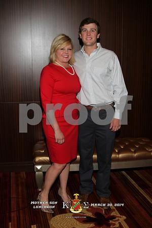 Kappa Sigma Mother-Son 20140330