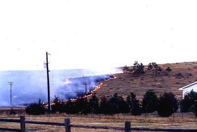 Crestview Wildland Interface Fire