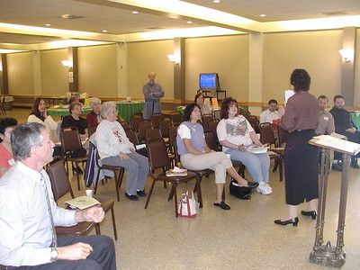 Community Life - Religious Education - Fall Seminar - September 28, 2002
