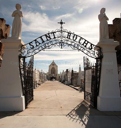 St. Roch Campo Santo Cemetery