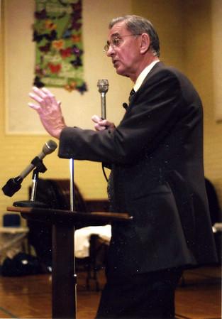 Millard Fuller Speaking