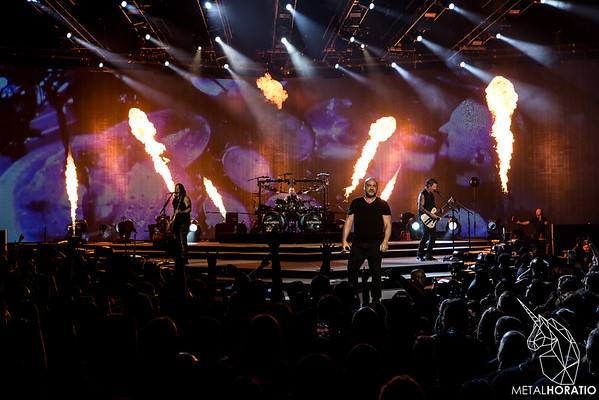 2019-03-01 Disturbed @ Place Bell