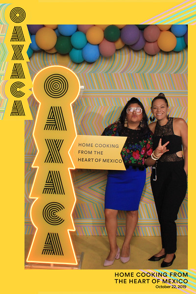 OAXACA Book Launch