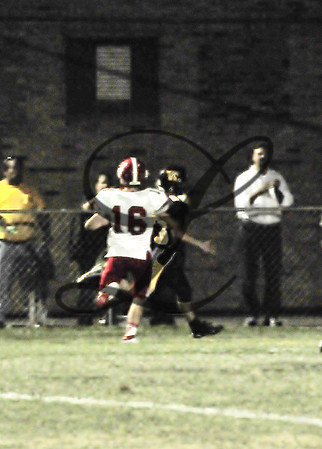Football WHS-JHS#2 2012