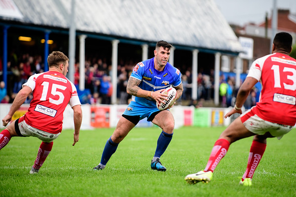 Barrow Raiders v Doncaster Rovers 6th Aug 2017