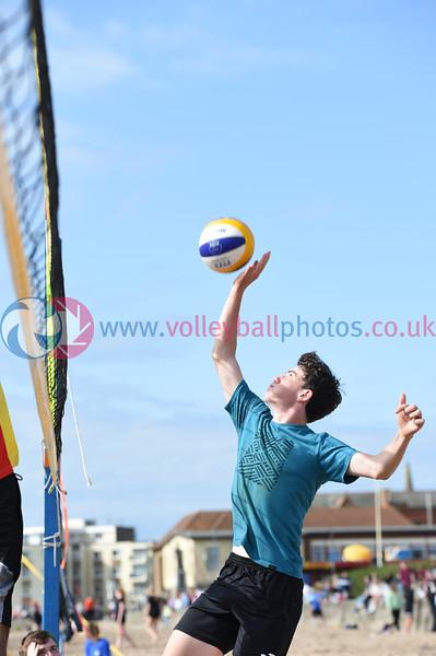 2021-08-22  Scottish Under 19 Beach Volleyball Championships