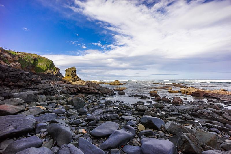 Playa de Xuncos #Ribadeo #Galicia #Spain