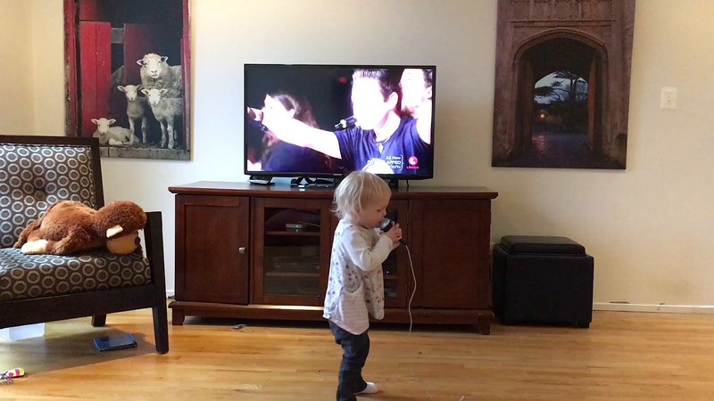 20160223 001 kate dances with microphone.MOV