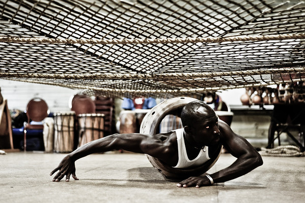 African Contemporary (Asanti Dance Company)