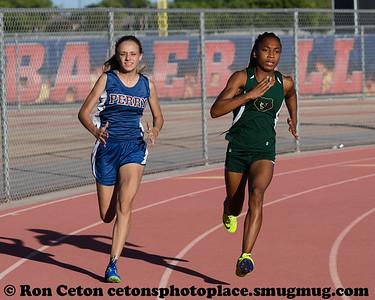 2017 Chandler City Girls 200m