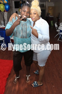Tharell 7th Birthday Party
