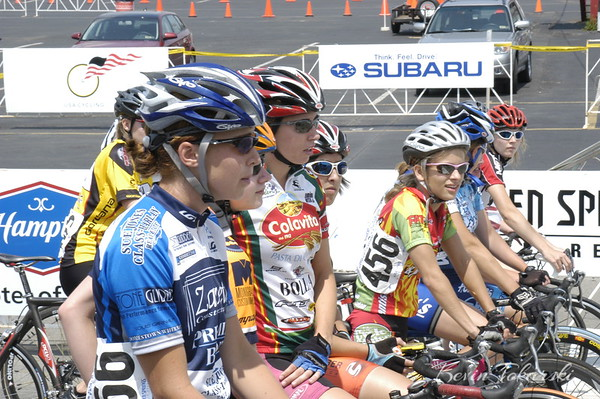 USCF Junior Road National Championships, Seven Springs, PA, July 7, 2006 - Criterium - Junior Women 17-18