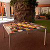 snakes and ladders table game