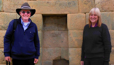 Ingapirca-- Inca Ruins