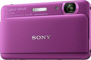 [新品資訊] Sony 推出 3.3吋 OLCD 觸控螢幕相機 Cyber-Shot TX55