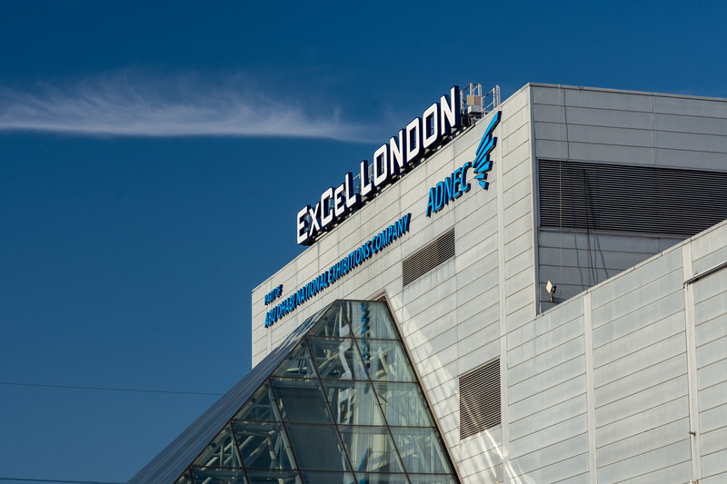 ExCeL Centre in London