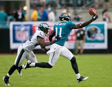 Jaguars v. Eagles