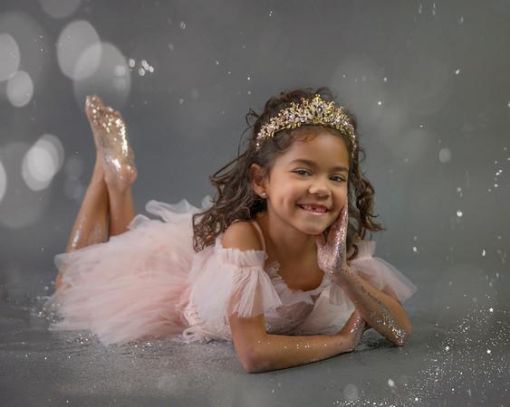 Briana Glitter Princess