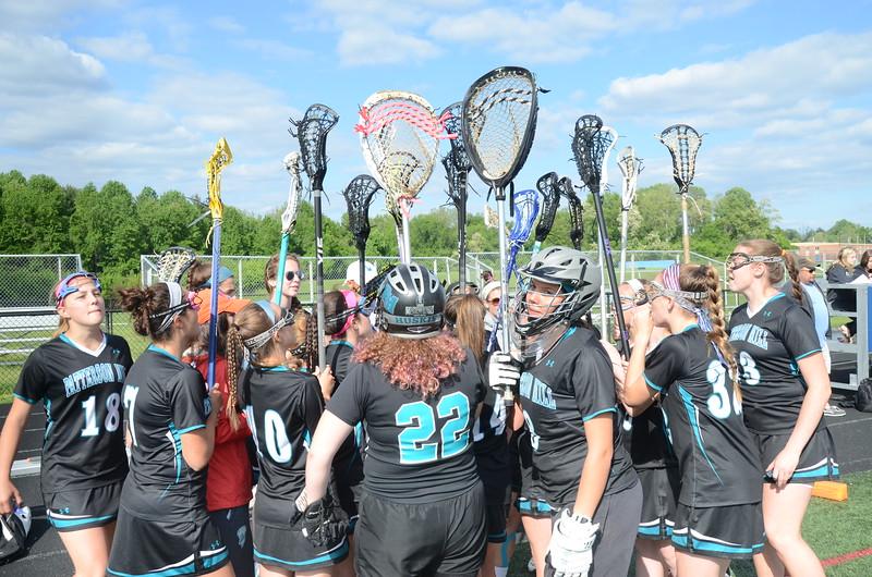 Varsity Girls Lacrosse May 13 vs Southern