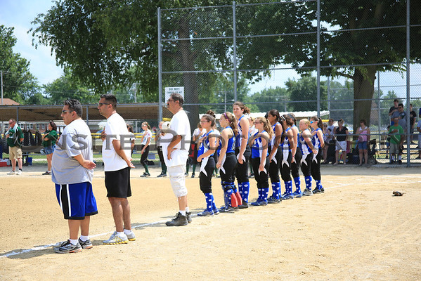 Melrose Park vs Evergreen Park 7-14-13