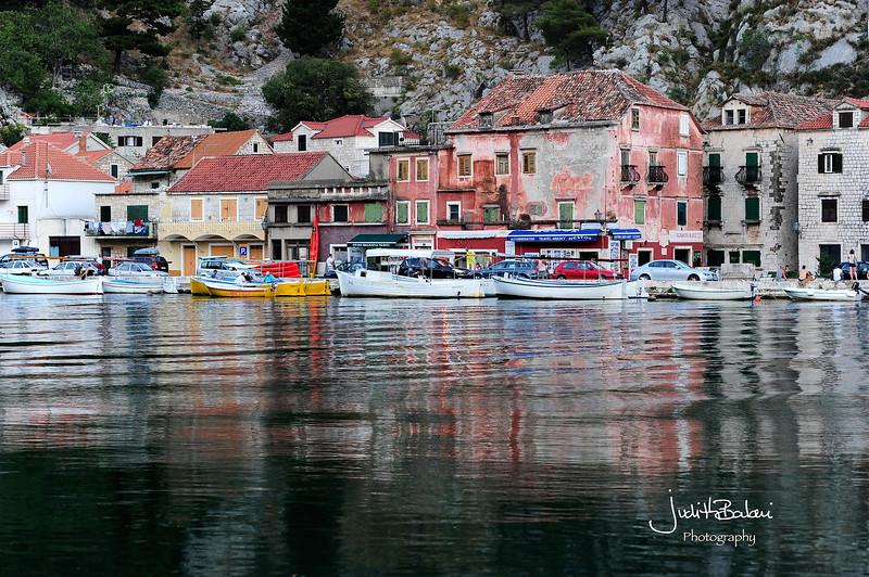 Zipline Omis, Croatia