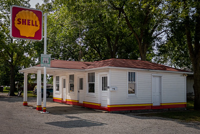 Route 66 Soulsby Service Station