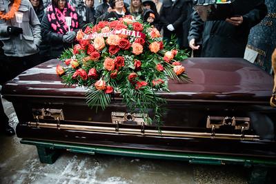 Rocky Calvario Funeral