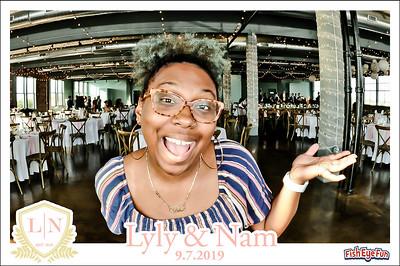 9/7/19 - Lyly & Nam
