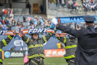 New York City FC vs Orlando City 3/17