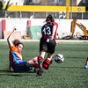 Gibraltar Rock Cup Quarter Finals -  football - Manchester 62 0 - 3 Lincoln Red Imps - Victoria Stadium - 2017