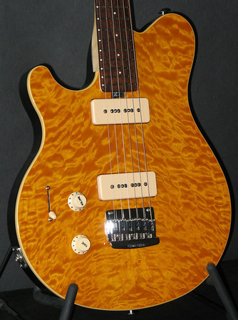 Music Man Axis Supersport