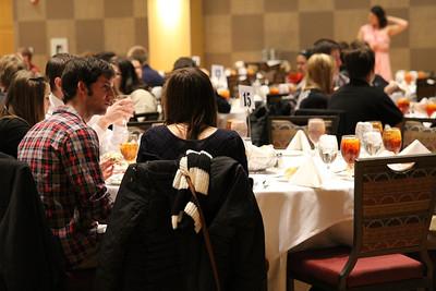 Romance Week: Mocktails Dinner Dancing