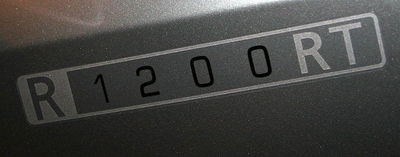 2005 BMW R1200RT
