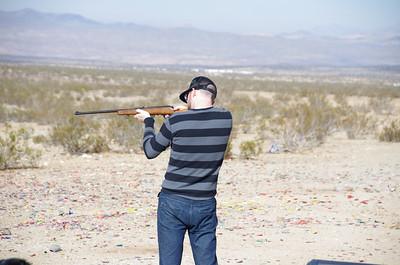 Shooting Trip - 30 Nov 2013