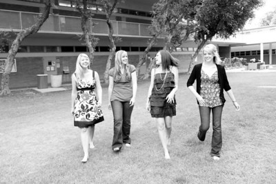 CSULB Girls Group